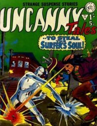 Alan Class & Company's Uncanny Tales Issue # 75