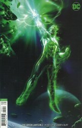 DC Comics's Green Lantern Issue # 2b