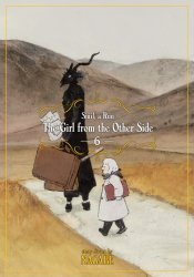 Seven Seas Entertainment's Girl from the Other Side: Siuil a Run Soft Cover # 6