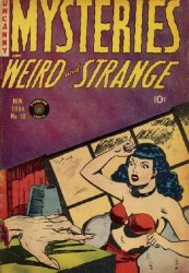 Superior Comics's Mysteries Issue # 10