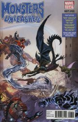 Marvel Comics's Monsters Unleashed Issue # 7 - 2nd print