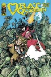 Image Comics's Rat Queens Issue # 9