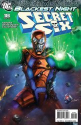 DC Comics's Secret Six Issue # 18