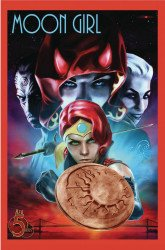 Red 5 Comics's Moon Girl TPB # 1b