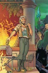 BOOM! Studios's Big Trouble In Little China: Old Man Jack Issue # 9c