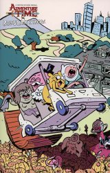 KaBOOM!'s Adventure Time / Regular Show Issue # 5d