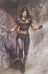 Marvel Comics's X-23 Issue # 1unknown-c