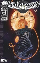 IDW Publishing's Euthanauts Issue # 1ri