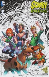 DC Comics's Scooby Apocalypse Issue # 1i