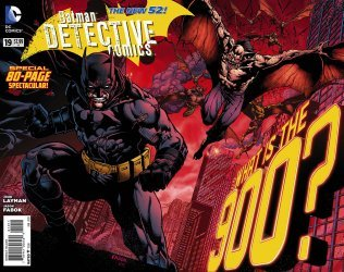 DC Comics's Detective Comics Issue # 19