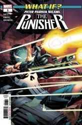 Marvel Comics's What If Punisher Issue # 1