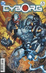 DC Comics's Cyborg Issue # 12