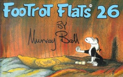 Orin Books's FooTrot Flats Soft Cover # 26