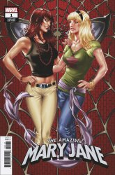 Marvel Comics's The Amazing Mary Jane Issue # 1f
