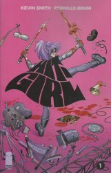 Image Comics's Hit-Girl Issue # 1c