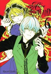 Yen Press's Alice in Murderland Hard Cover # 6