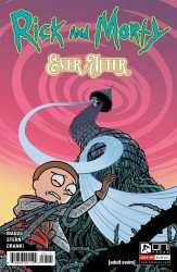 Oni Press's Rick And Morty: Ever After Issue # 1