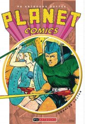 PS Artbooks's PS Artbooks Softee: Planet Comics TPB # 3