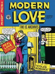 Dark Horse Comics's The EC Archives: Modern Love Hard Cover # 1