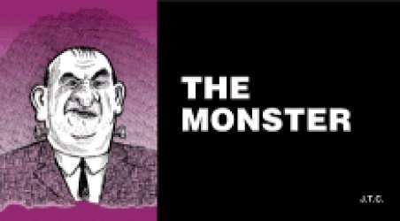 Chick Publications's The Monster Issue nn