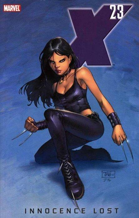 X-23 1 (Marvel Next) - ComicBookRealm.com X 23 Marvel