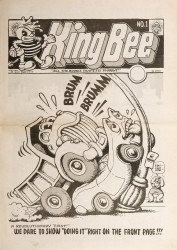Apex Novelties's King Bee Issue # 1