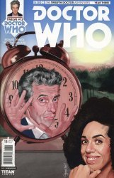 Titan Comics's Doctor Who: 12th Doctor - Year Three Issue # 13c