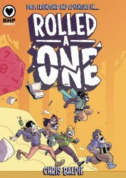 BHP Comics's Rolled A One Soft Cover # 1