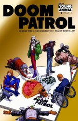 DC Comics's Doom Patrol Issue # 1nycc