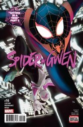 Marvel Comics's Spider-Gwen Issue # 16