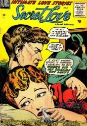 Ajax-Farrell's Secret Love Issue # 2
