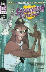 DC Comics's Sasquatch Detective Issue # 1