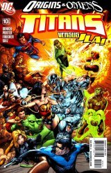 DC Comics's Titans Issue # 10