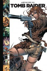 Dark Horse Comics's Tomb Raider Archives Hard Cover # 3