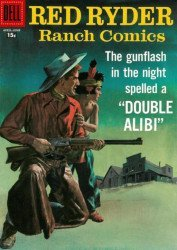 Dell Publishing Co.'s Red Ryder Ranch Comics Issue # 151b