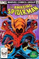 Marvel Comics's The Amazing Spider-Man Issue # 238