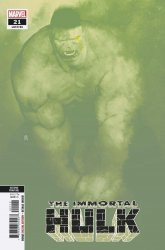 Marvel Comics's Immortal Hulk  Issue # 21 - 2nd print