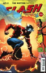 DC Comics's The Flash Issue # 22b