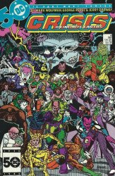 DC Comics's Crisis on Infinite Earths Issue # 9