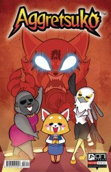 Oni Press's Aggretsuko Issue # 3b