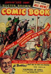 Buster Brown Shoes's Buster Brown Comics Issue # 3younkers