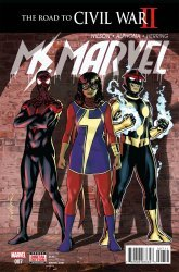 Marvel's Ms. Marvel Issue # 7