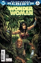 DC Comics's Wonder Woman Issue # 5
