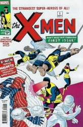 Marvel Comics's The X-Men Issue # 1facsimile