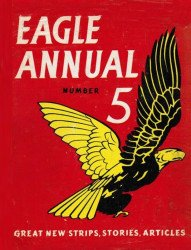 Fleetway (AP/IPC)'s Eagle Hard Cover # 1955