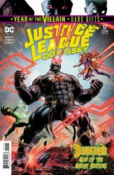DC Comics's Justice League: Odyssey Issue # 12