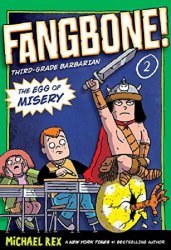 Putnam Publishing Group's Fangbone: Third-Grade Barbarian Soft Cover # 2
