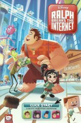 Dark Horse Comics's Ralph Breaks The Internet  TPB # 1