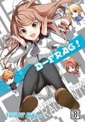 Seven Seas Entertainment's D-Frag Soft Cover # 8