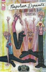 IDW Publishing's Napoleon Dynamite: Valentine's Day Special Issue # 1b